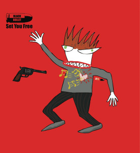 BLACK BULLET ファーストアルバム『Set you free』リリース