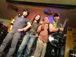 2016年4月28日BlackBullet Live !鶴ヶ島ハレ