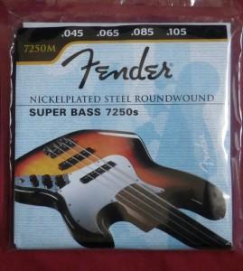Fender 7250M (旧パッケージ)