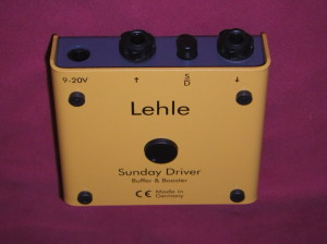 Lehle Sunday Driver Buffer&Booster