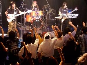 2015年5月3日 アーリー爆風 3Days 江川ほーじんファンキー末吉with小畑秀光 八王子Live Bar XYZ