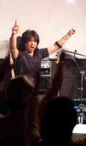2015年2月19日BlackBullet Live八王子XYZ