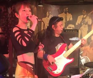 2016年9月2日矢口早苗ショー&Suga- Pimps 横浜フライデー