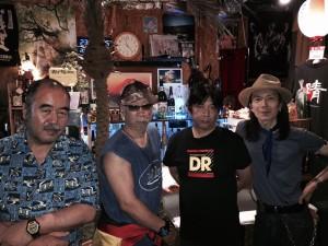 2015年8月7日 Black Pullet Live!高円寺ジロキチ