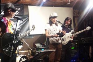2015年7月22日Black Pallet Live!鶴ヶ島ハレ