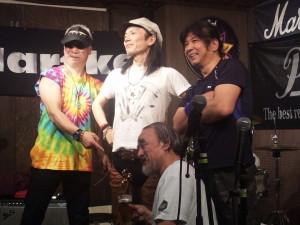 2016年4月26日BlackBullet Live !横浜ストーミーマンデー