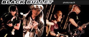 2016年10月14日BlackBullet Live ! 四ッ谷BLUEHEAT