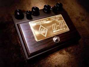 "Inner Bamboo Bass Instruments Ultimate Comp II ""U-Ⅱ"" その2"