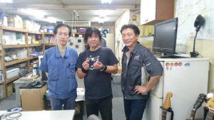 王道Made In Japan 日の出光機製作所の仕事